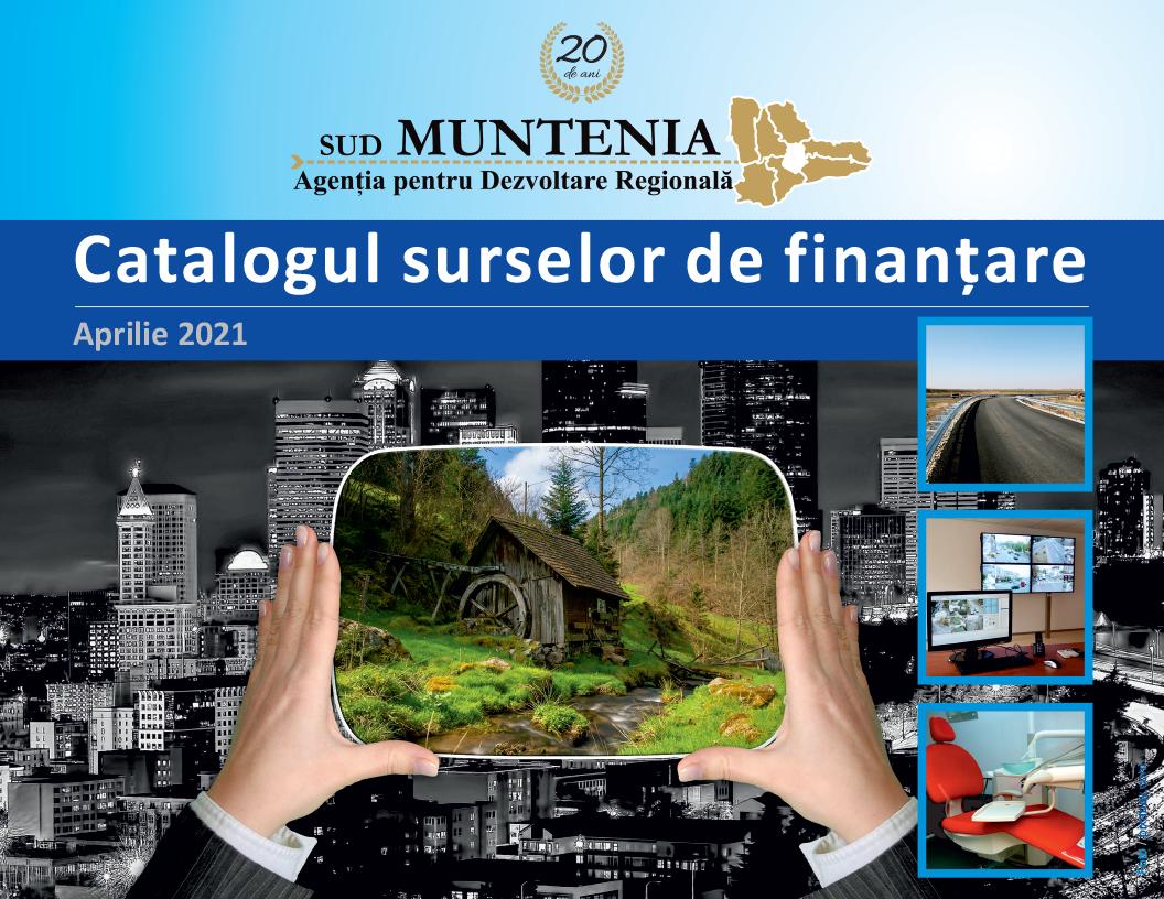 Catalogul surselor de finanțare nerambursabilă active pentru luna aprilie 2021