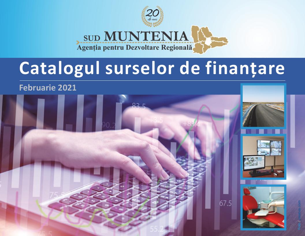 Catalogul surselor de finanțare nerambursabilă active pentru luna februarie 2021