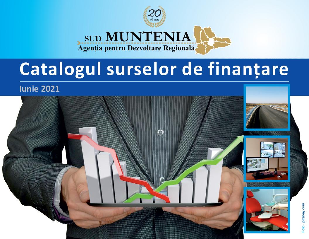 Catalogul surselor de finanțare nerambursabilă active pentru luna iunie 2021