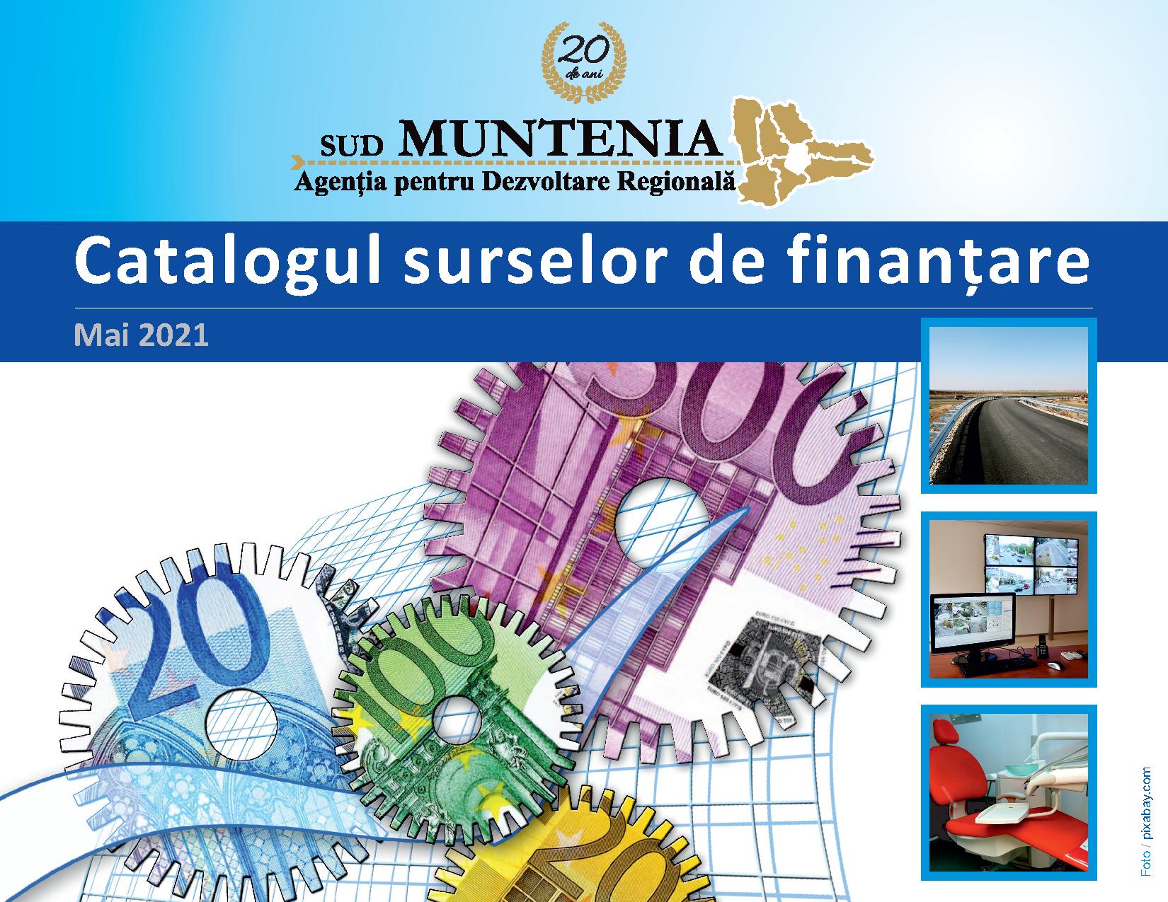Catalogul surselor de finanțare nerambursabilă active pentru luna mai 2021