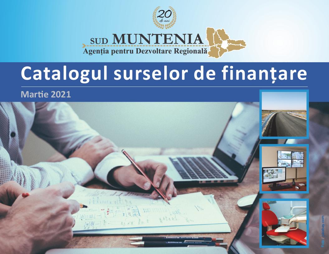 Catalogul surselor de finanțare nerambursabilă active pentru luna martie 2021