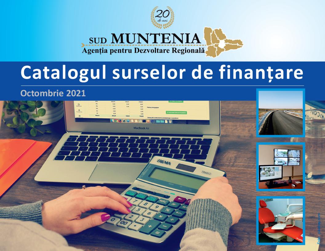 Catalogul surselor de finanțare nerambursabilă active pentru luna octombrie 2021