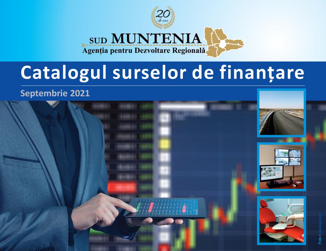 Catalogul surselor de finanțare nerambursabilă active pentru luna septembrie 2021