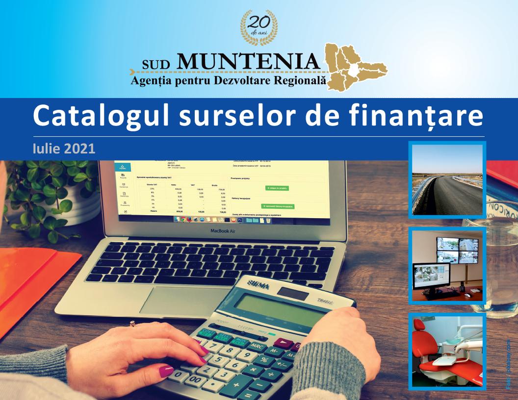Catalogul surselor de finanțare nerambursabilă active pentru luna iulie 2021